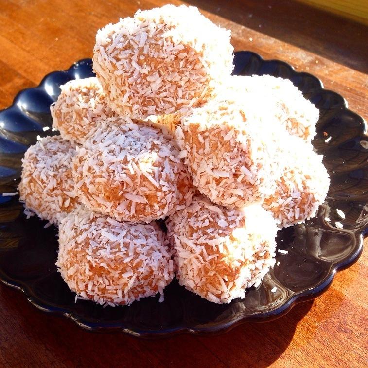 havrebollar utan socker