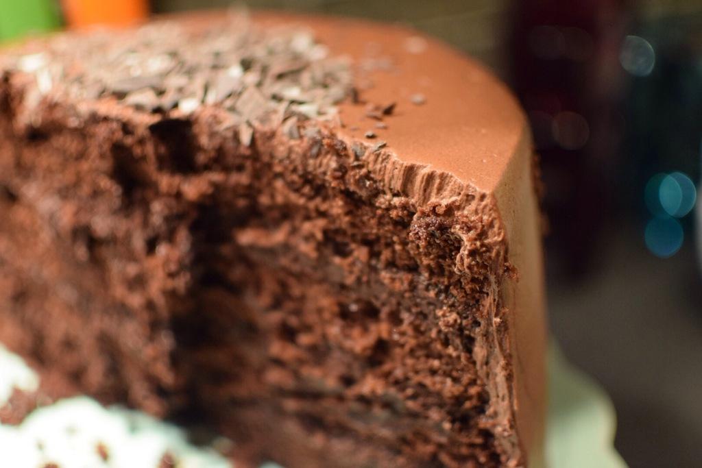 min bästa chokladtårta