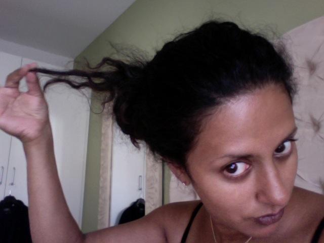tappar alla hår efter graviditet