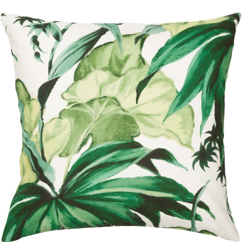 kudde gröna blad