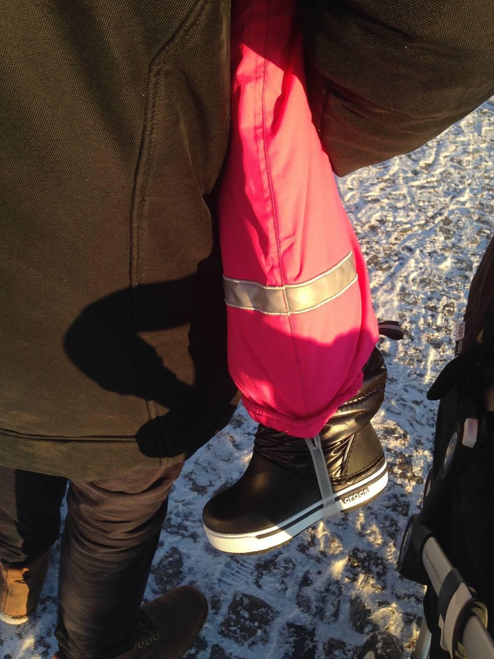 23710cd1acf Recension: Crocs Vinterstövlar! – Barnplaggsguiden – Sheila Arnell