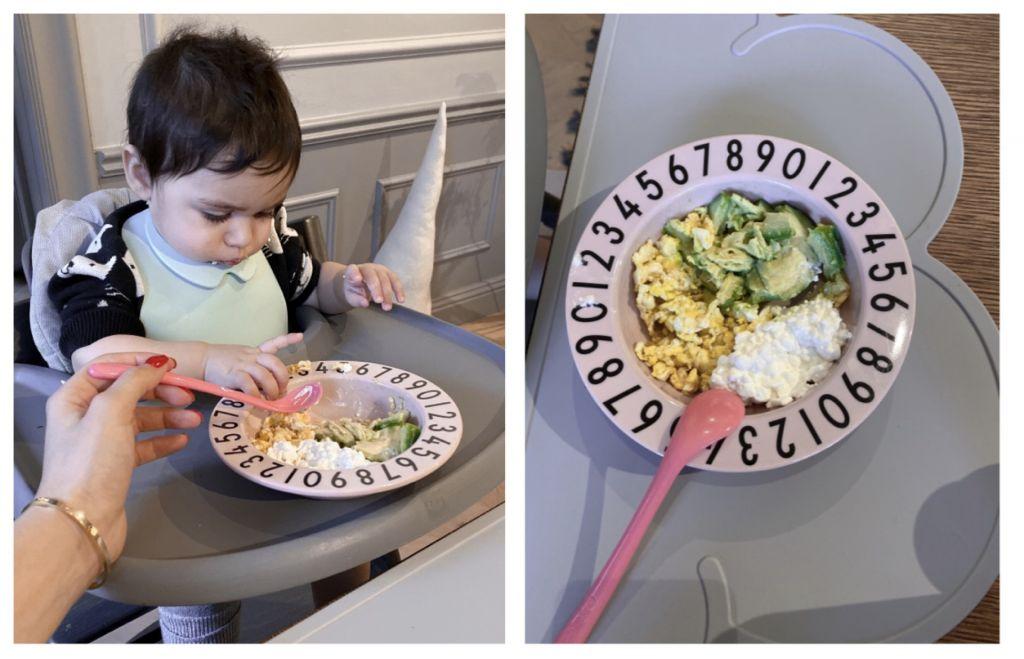 mat till ettåring