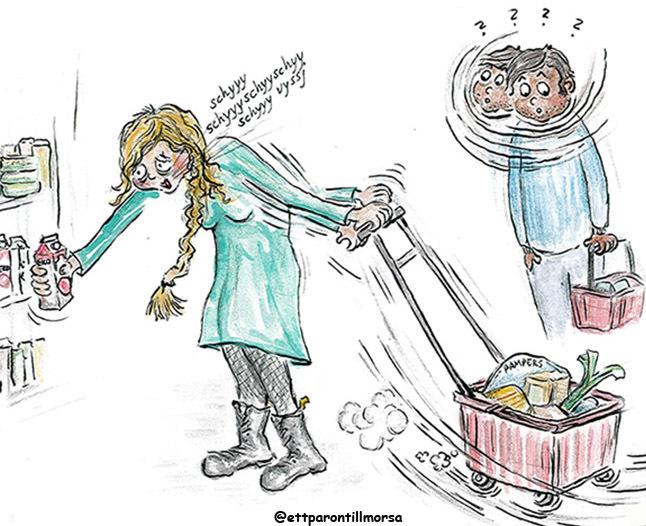 VUB = Vaggning Utan Barn