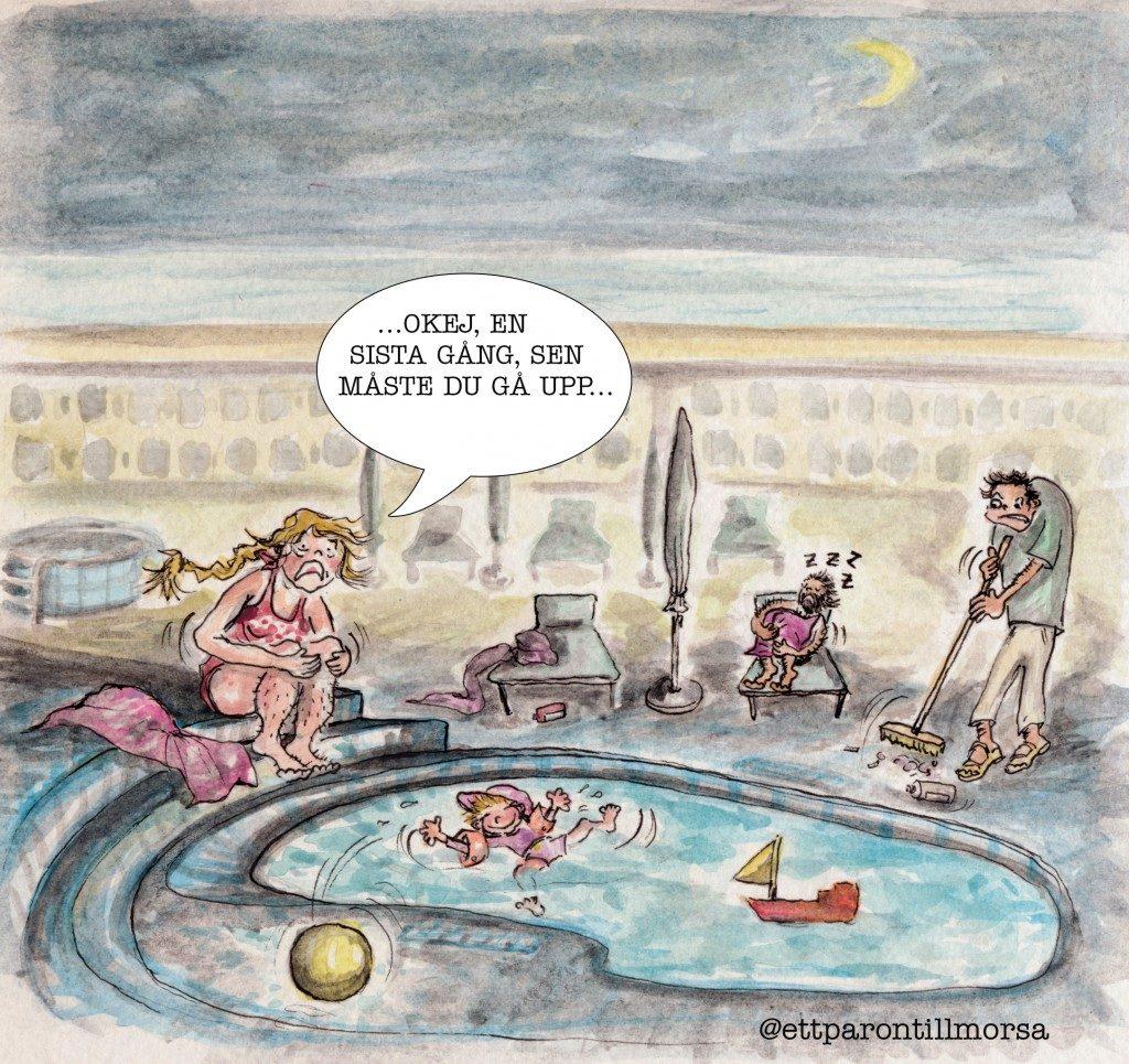 Fixeringen vid vatten
