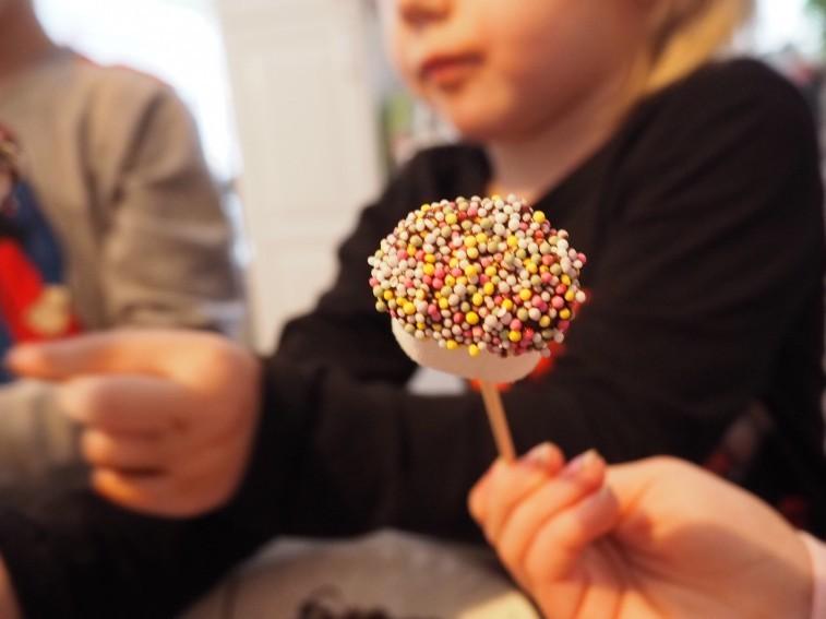 Bakar  cakepops OLYMPUS DIGITAL CAMERA