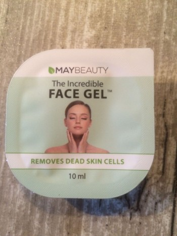 The Incredible Face Gel