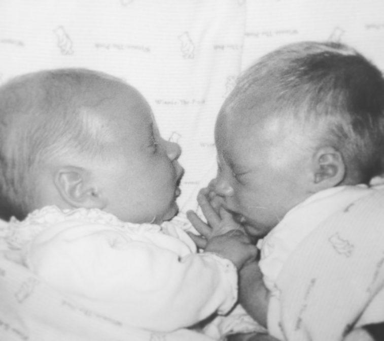 tvillingar twins