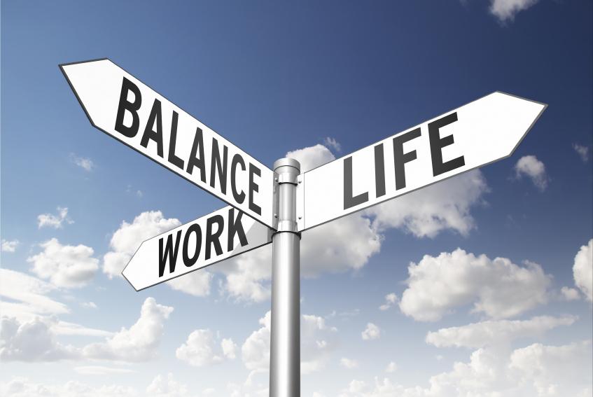 Photo-Work-Life-Balance-Sign_000018217096-Small