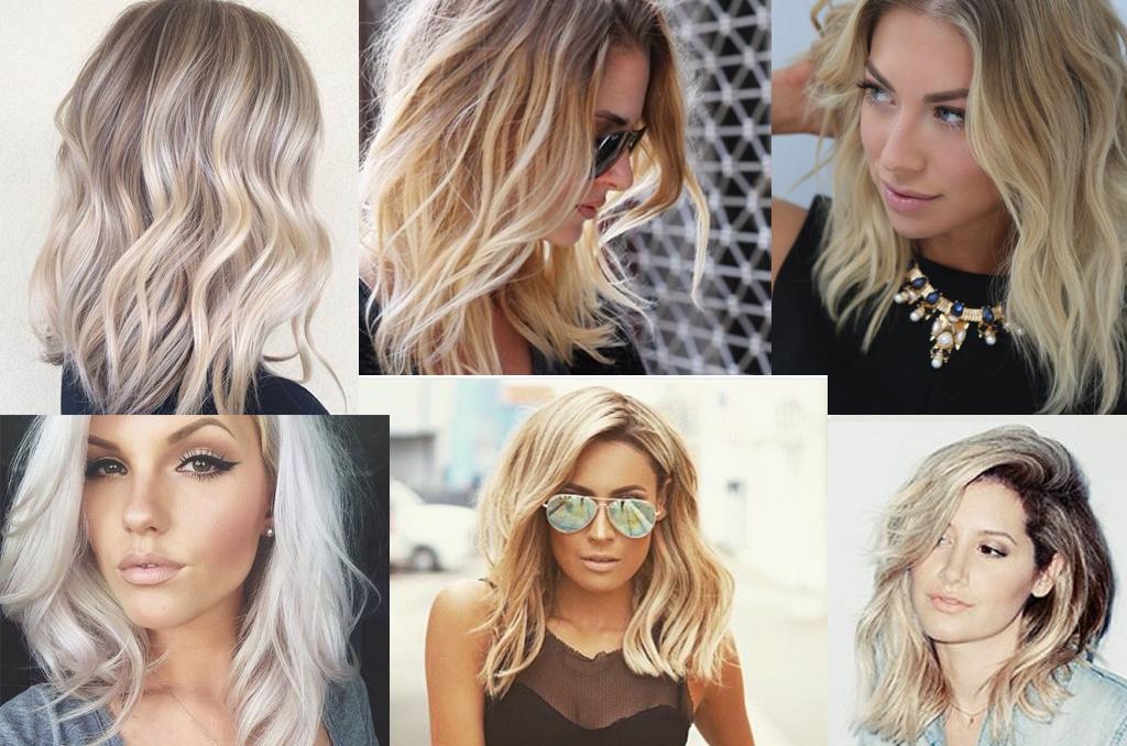 mellanlångt hår 2016