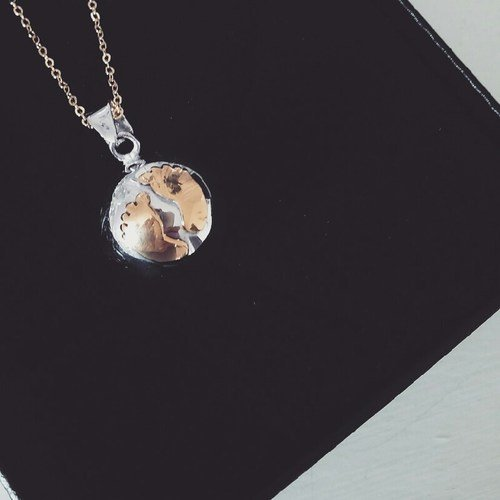 smycke med bild