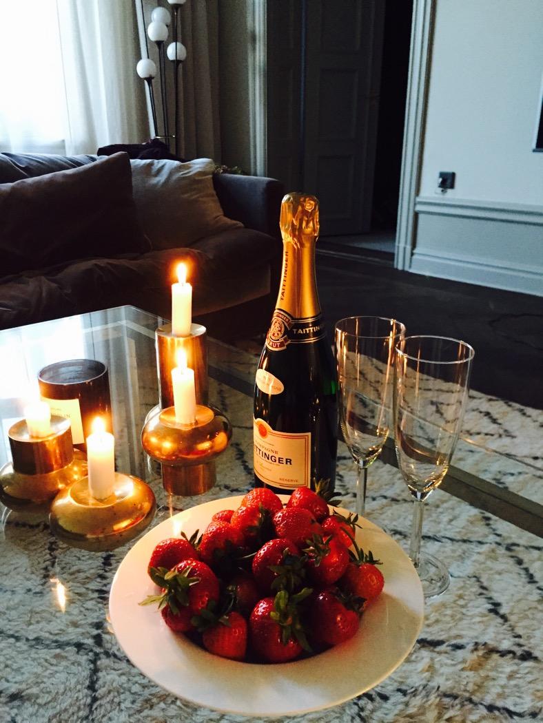 överraskning till födelsedag Överraskning med vin frukost!? – Malin Gramer överraskning till födelsedag