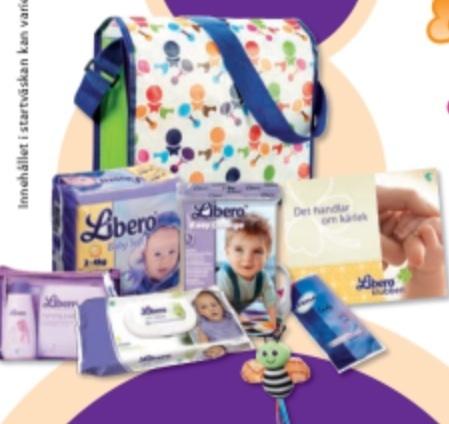 libero baby box gratis
