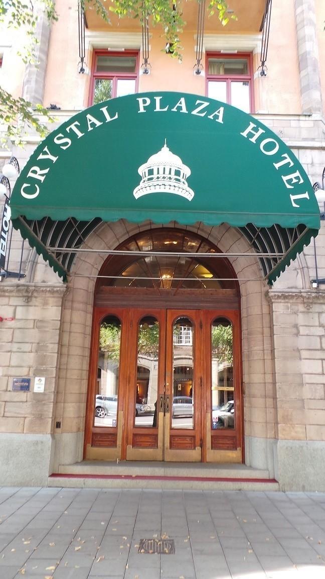 chrystal plaza