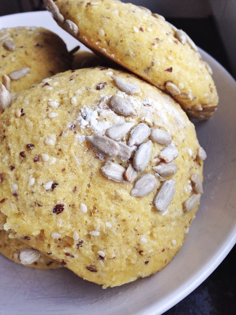glutenfritt bröd majsmjöl