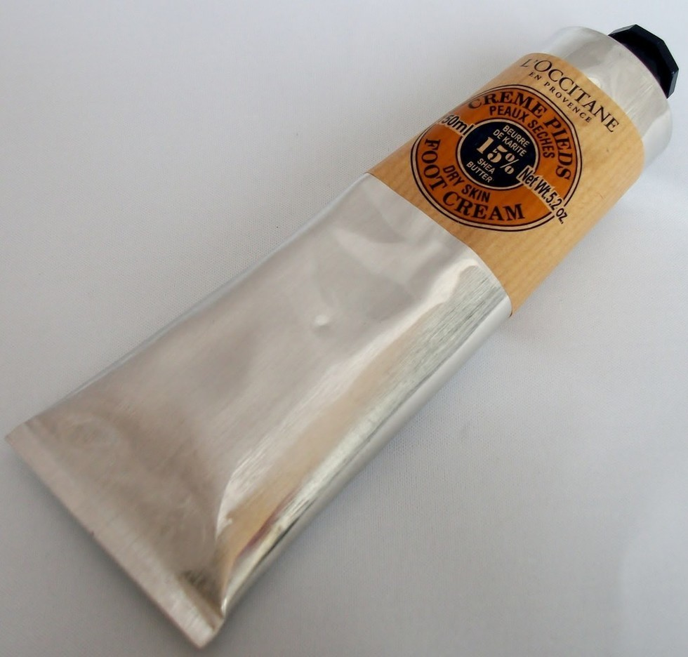 L'occitane Shea Foot Cream