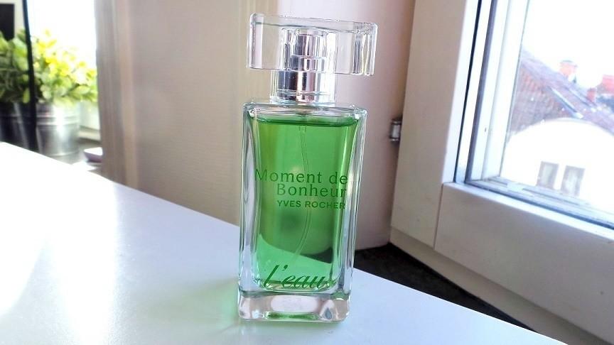yves rocher parfym