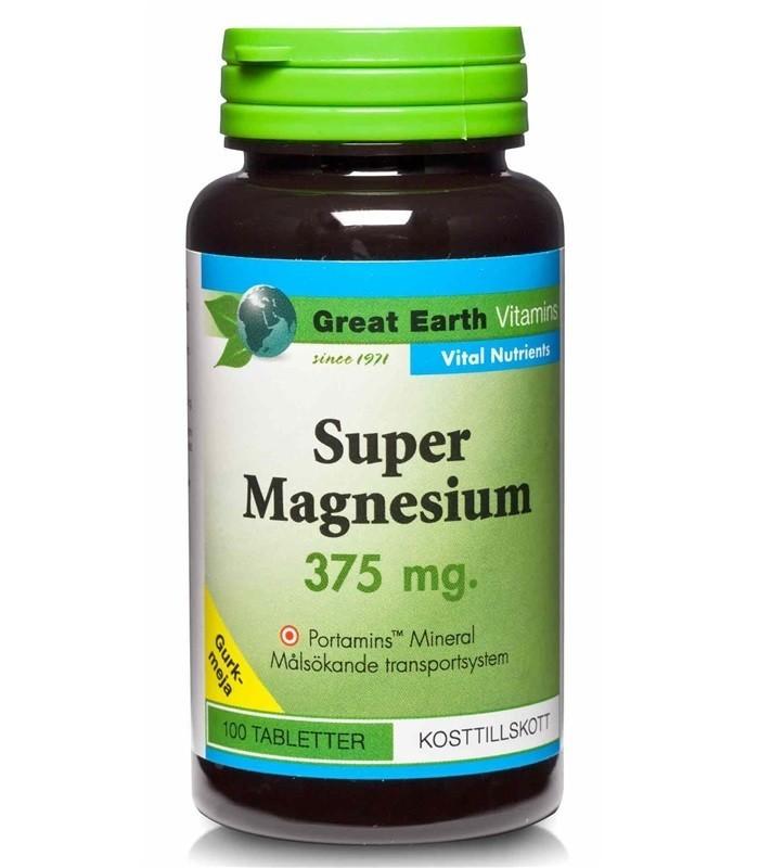 magnesium morgon eller kväll