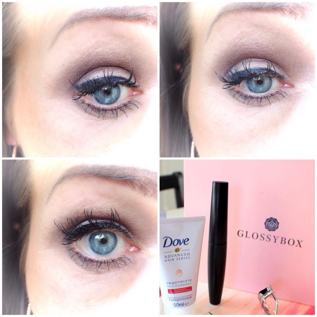 mascara glossybox