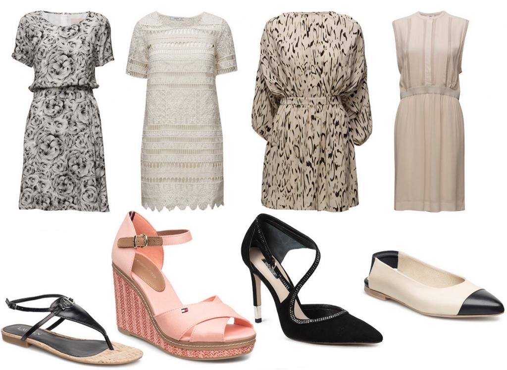 boozt rea klänningar