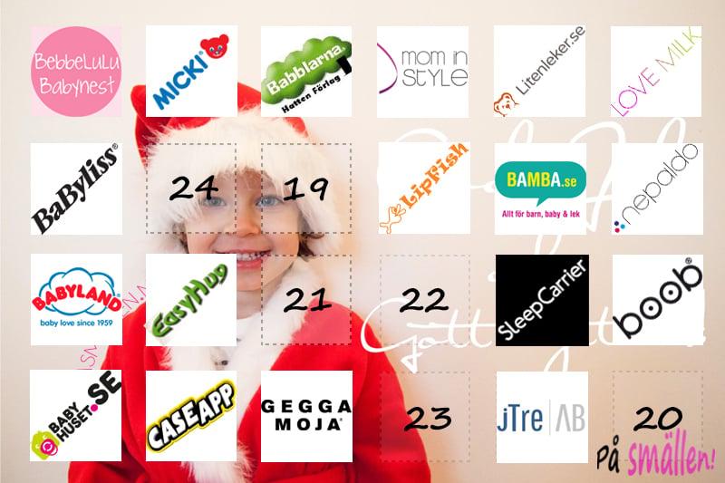 Pasmallen blogg julkalender lucka 18