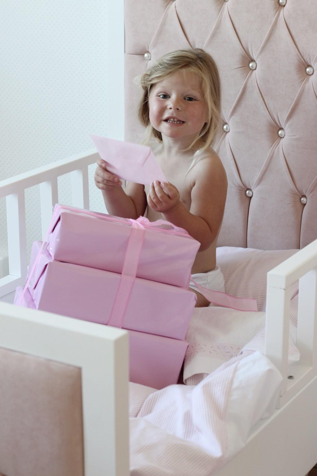 4 års present Nellie 4 år ♡ – Rebecca Dufwall 4 års present