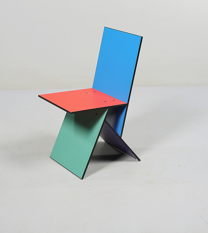Panton Junior Chair fra Vitra 2ROM