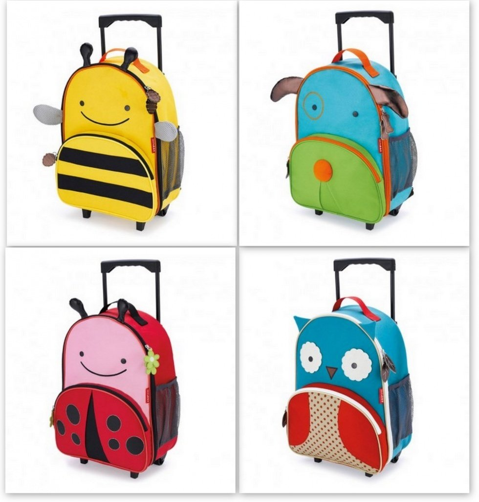 Resväskor till barn Sarianne