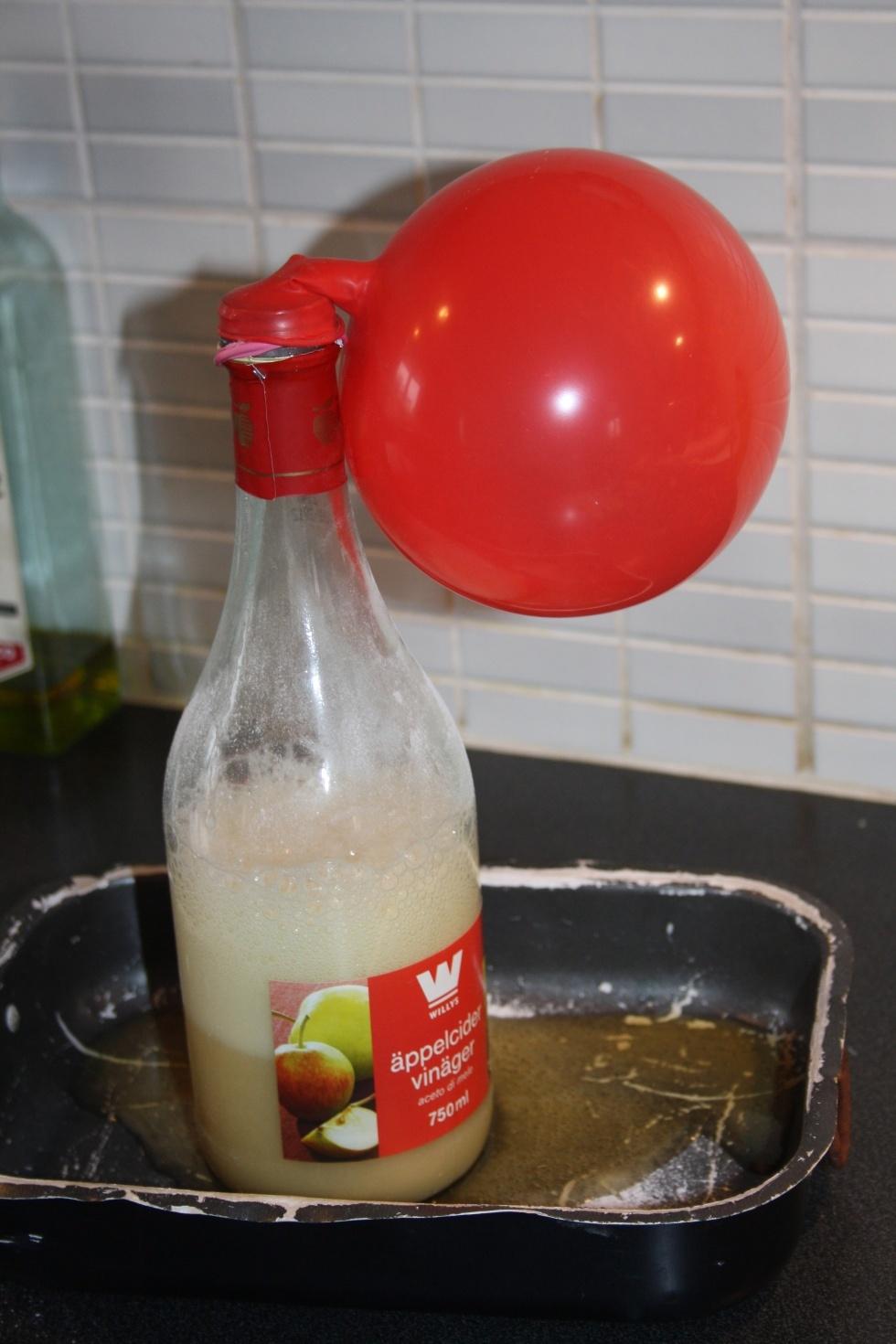 Experiment i förskolan med vatten