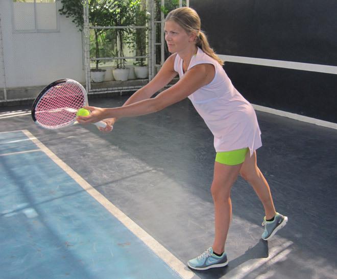 Tennistajm!