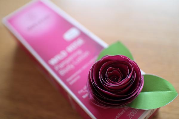 Weleda wild rose