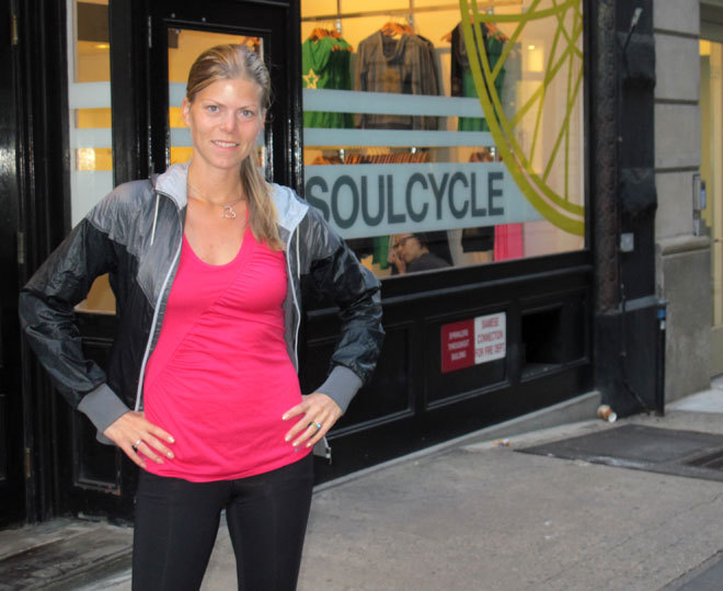 Soulcycle New York