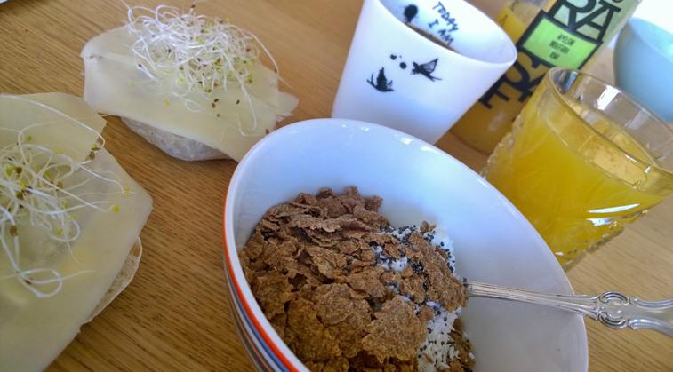 Frukostmat