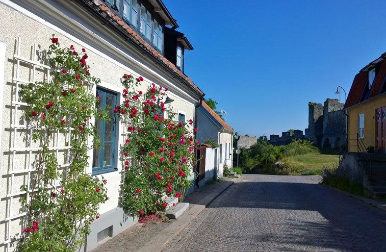 Löpning Gotland