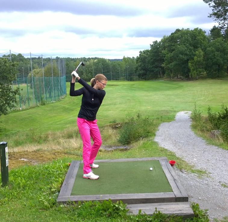 Golf i Röhnisch