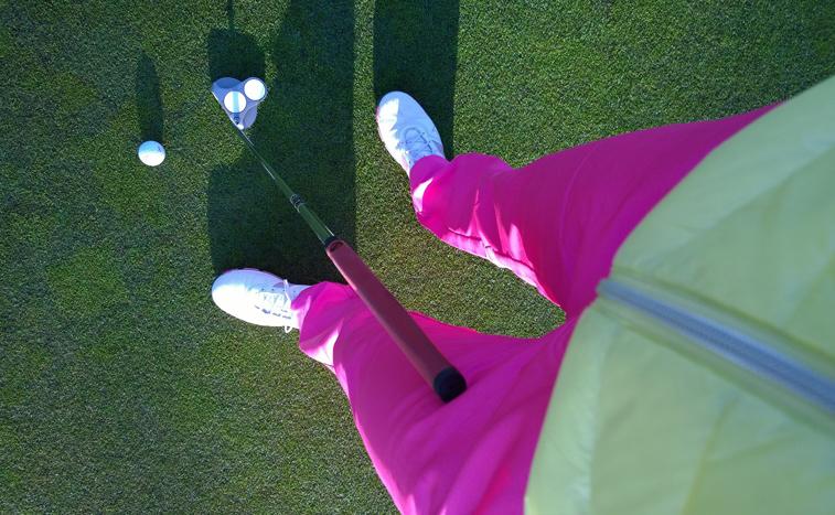 Viksjö GK, golfkläder Röhnisch