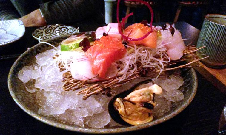 sashimi Restaurang vRÅ