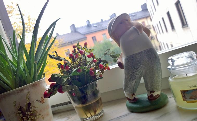 Blommor är hälsa