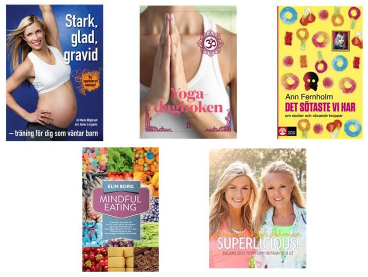 Hälsoböcker