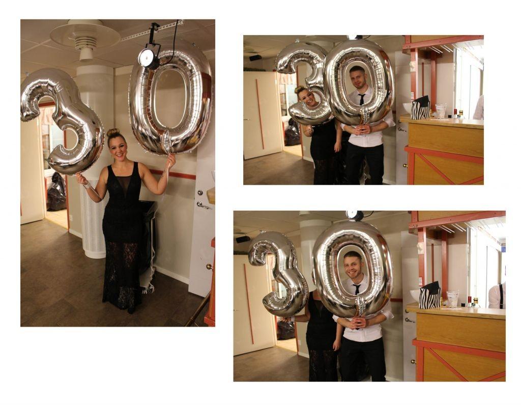 fest 30 år 30 ÅR SKA FIRAS STORT! – Therese Wickman fest 30 år
