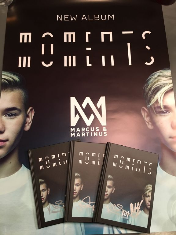 edf4576a9056 TILL ALLA MARCUS & MARTINUS FANS! – Therese Wickman