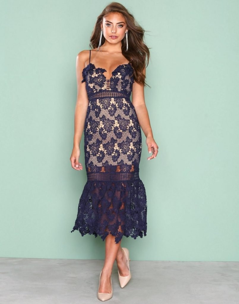 fd6b9c520151 En klänning lite utanför ad jag brukar välja. Tyckte den var fin, kanske  till nyår.