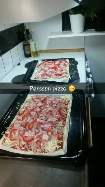 Persson pizza