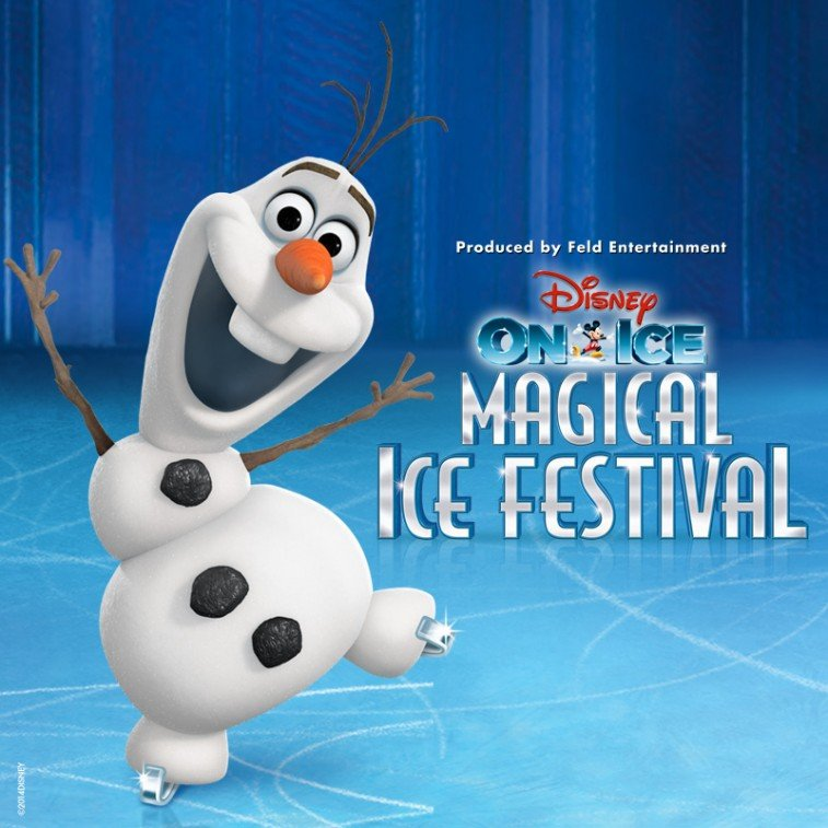 biljetter disney on ice ica