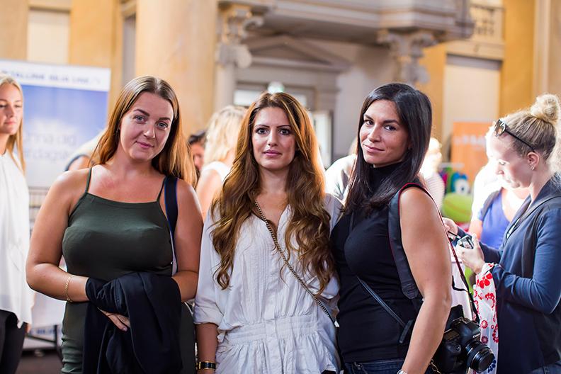 LOPPIevent Höststart 2015 - Vimedbarnbloggarna Michaela, Linda och Daniella