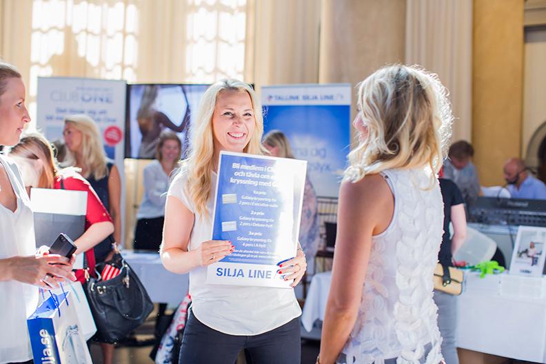 LOPPIevent Höststart 2015 - Tallink Silja Line