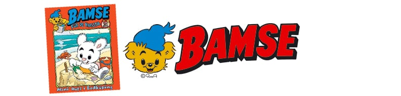Bamse for de yngsta