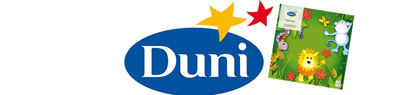 Servetter från Duni