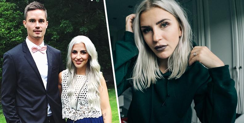 Josefin Lustig delar med sig av livet som fotbollsfru i senaste LOPPImagasin