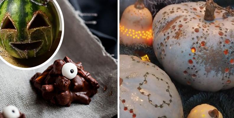 Tips, recept och pyssel med LOPPIs bloggare inför Halloween!