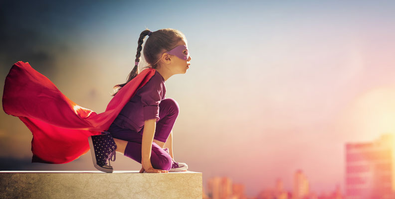 Tips för att få självsäkra barn